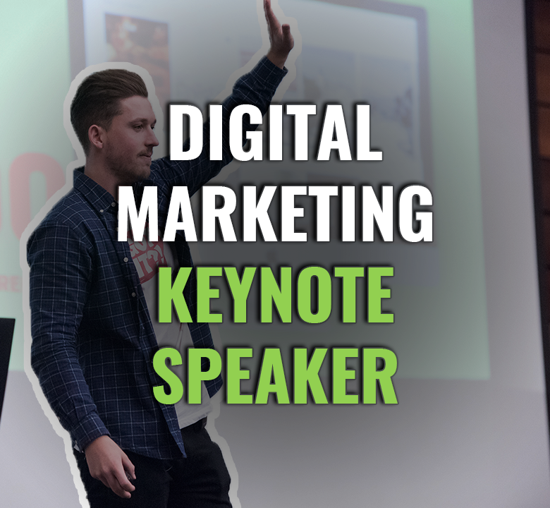 Digital Marketing keynote speaker UK Dan Knowlton