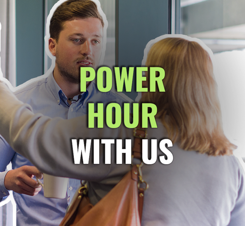 Marketing Power hour with Dan Knowlton